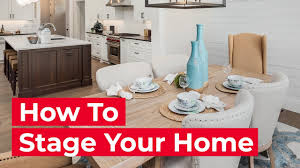 How To Stage Your Home Like a Pro - YouTube