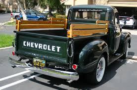 1954 gmc pu interior | Interior of a 1953 Chevrolet pickup truck ...