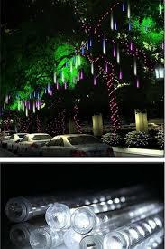 Diy Meteor Shower Lights Led Meteor Shower Rain Lights Surlight Surlml01 Falling