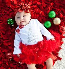 Cute Little Girl In A Red Dress Near A Christmas Tree Stock Image Girls Christmas Tree Dress