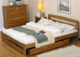 full wood bed. Unique Wood Image Is Loading WoodenBedFrame140x200DoubleFullOakColor To Full Wood Bed D