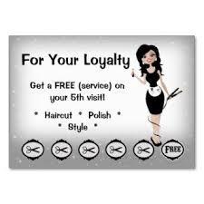 unique salon business cards artist name cards beauty salon loyalty business