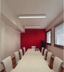 surface mounted t5 t16 fluorescent lighting fixture black color ceiling light c2b0014