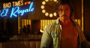 Seven strangers, each with a secret to bury, meet at lake tahoe's el royale, a rundown hotel with a dark past. Bad Times At The El Royale Is A Tasty Genre Mashup Throwback San Sebastian Review