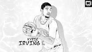kyrie irving drawings pencil keywords 1 coloring pages