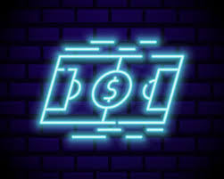 Online betting neon sign. Sports betting. Online betting logo, neon symbol,  light banner, bright night advertising, gambling, casino. Vector isolated  on brick wall 2382767 Vector Art at Vecteezy