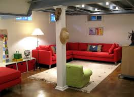 Unfinished Basement Ideas 40 Affordable Tips Bob Vila Gorgeous Basement Idea
