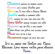 Disney Princess Quotes Extraordinary DisneyPrinzessin Bilder Disney Princess Liebe Quote Hintergrund And