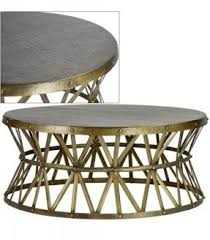 Exceptional Round Metal Coffee Tables   Foter Amazing Design