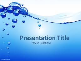 Powerpoint Backgrounds Free Free Aquatic Powerpoint Templates Myfreeppt Com