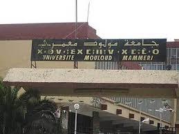 Enseignement supérieur: Marasme à l'université Mouloud Mammeri de Tizi-Ouzou