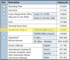 hunter 153263 replacement part for src 600 src 900 transformer src controller series replacement parts list