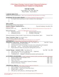 Latest Resume Format Freed Doc Curriculum Vitae Free Download 2015