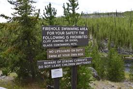 Image result for firehole river images