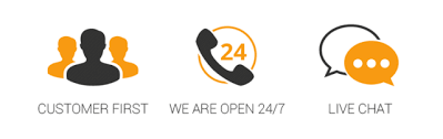 Image result for customer support 24/7