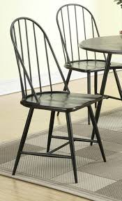 metal dining chair. black metal dining chair l