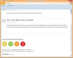 Zendesk Customer Satisfaction Survey Support Ticket Survey