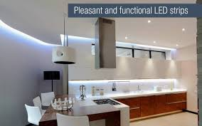 interior led lighting. Bathroom Cove Led Strip; Kitchen Lighting Interior