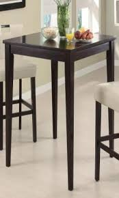 gorgeous square pub table sets kitchen high top kitchen table 8