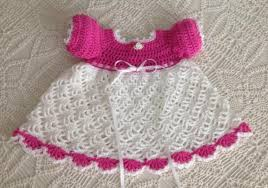 Crochet Baby Dress Pattern Best Decoration