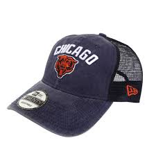 Era 920 Nfl Bears Azul Gorra Chicago - Marino New