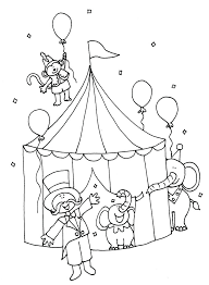 carnival coloring pages preschool carnival coloring pages preschool carnival coloring sheets for preschoolers