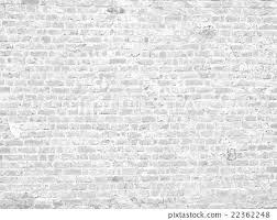 背景白磚 照片素材圖片 22362248 Pixta圖庫