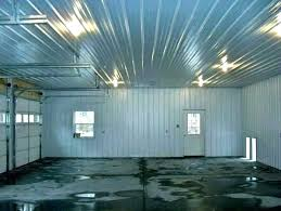 corrugated metal ceiling how to rust corrugated metal roofing a charming light trim for ceiling tin