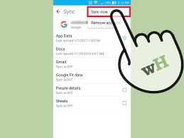 3 Formas De Excluir Um Contato No Android Wikihow