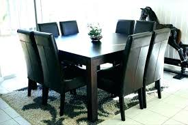 dining table set for 8 8 chair dining table round dining table for 8 8 round