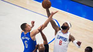 This 1st round series between the mavs and the clippers takes on the proportions of an incredible sequence of events. Digwbmujlt7jem
