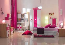 Pink And White Gloss Bedroom Furniture UV Furniture - Red gloss bedroom furniture