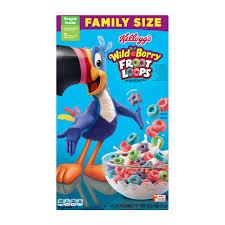kellogg s froot loops breakfast cereal family size 18 7 oz walmart