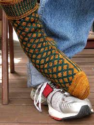 Knitted Sock Patterns Magnificent Five Great Sock Patterns For Men LoveKnitting Blog