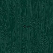 Bolcom Origin Behang Houten Planken Met Nerf Smaragd Groen 347557