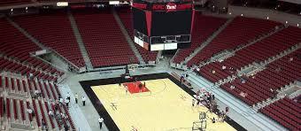 Yum Center Seating Chart Louisville Basketball Kfc Yum Center Seating Chart Seatgeek