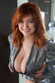 Tessa Fowler in a Sparkle Jumpsuit Big Tits and Big Boobs at.