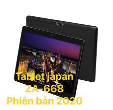 Shop bán Máy tính bảng Tablet japan ZA-668 phiên bản 2020 Android 9.0 RAM  8G BỘ NHỚ 256G Ưu đại giá sinh viên