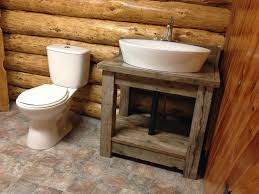 Homemade Bathroom Vanity Rustic Bathroom Vanities And Cabinets Optimizing Home Decor Ideas