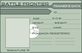 pokemon trainer card template 2
