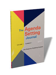 redirecting the agenda agenda setting in the era gabriel weimann and hans bernd brosius