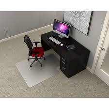 durable pvc home office chair. Office:Charming Home Office Design Protective Clear Vinyl Chairmat Non Studded Bottom Surface Straight Edge Durable Pvc Chair