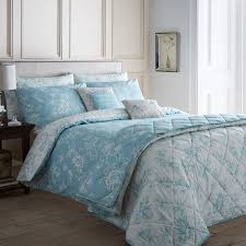 dreams ds duck egg cotton blend chepstow super king duvet set