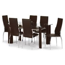 glass dining sets – next day delivery glass dining sets from