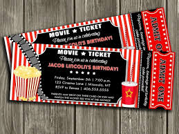 Free Movie Night Flyer Templates Free Printable Movie Tickets Template Review Ticket
