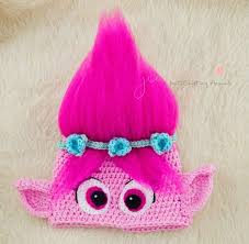 Troll Hat Crochet Pattern