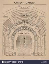 Theatre Royal Drury Lane Seating Chart Vintage Seating Plan C1955 Print Drury Lane Theatre Covent