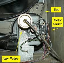 dryer repair fixitnow com samurai appliance repair man page 13 appliance repair revelation how does that dryer belt go back on