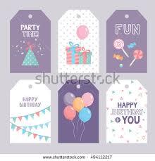 Birthday Tags Template Birthday Tag Template Happy Holidays