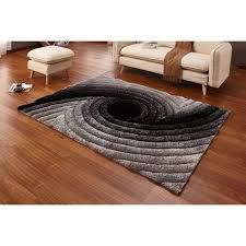 excellent casamode functional furniture regina greyblack area rug reviews inside black and grey area rugs ordinary
